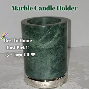 🎉EightMood Porter Marble Candle Holder